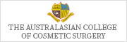 THE AUSTRALASIAN COLLEGE OF COSMETIC SURGERY